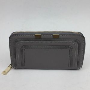 CHLOÉ Marcie - Long' Zip Around Wallet